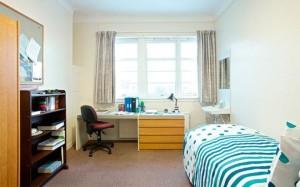 Dormitorio estudiante